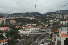 Funchal Monte cable car